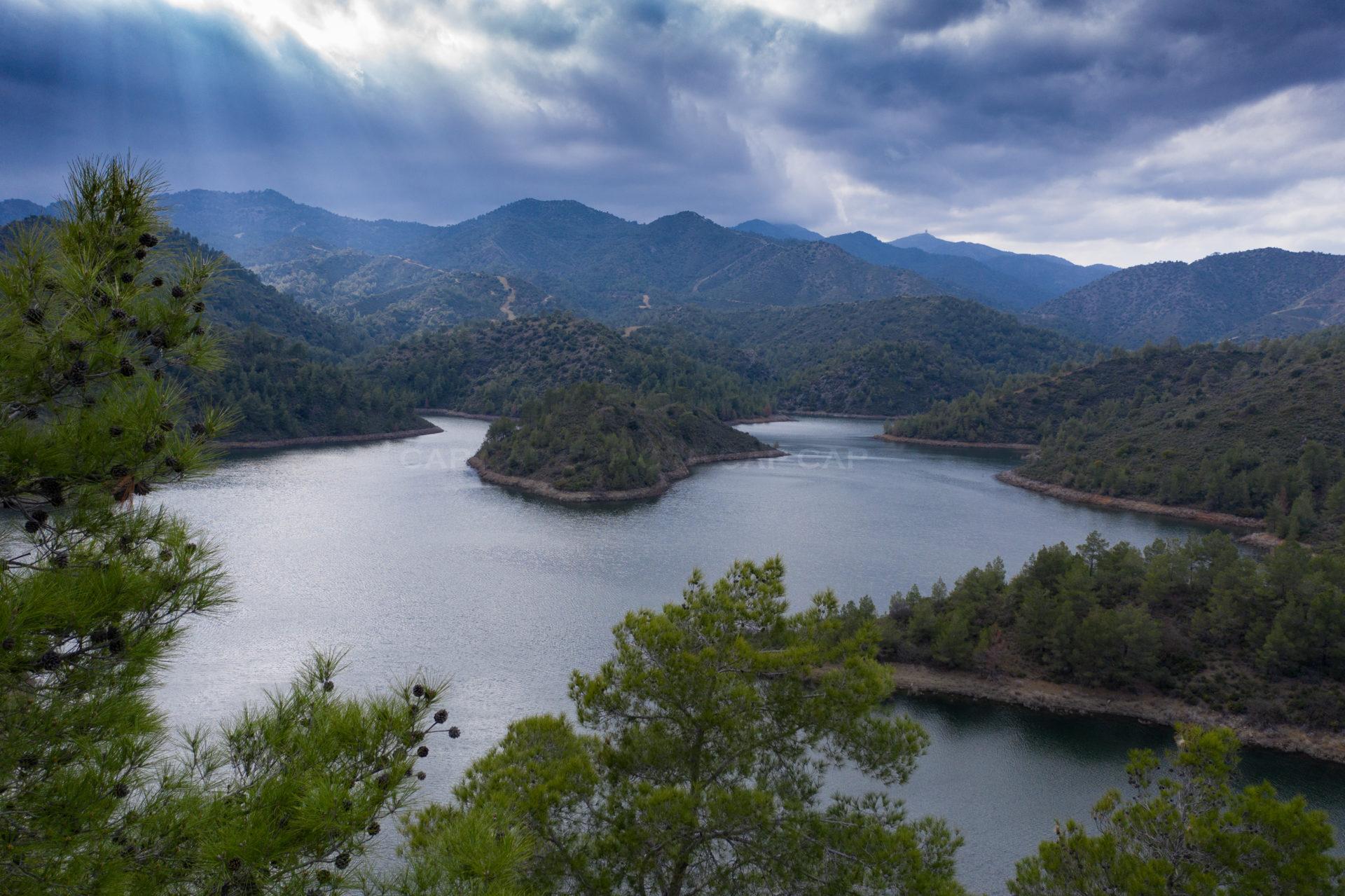 Lefkara dam